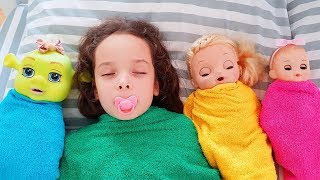 Are You Sleeping Brother John Nursery Rhymes Song for Kids Morning routine Pretend Play