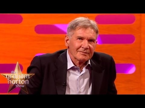Harrison Ford Re-enacts 'I Love You' Scene from Star Wars - The Graham Norton Show