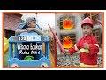 Kota Mini Floating Market Lembang Wisata Edukasi Untuk Anak di Bandung   Ada Bus Tayo Besar
