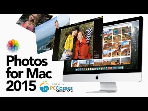 Photos for Mac 2015 - Full Tutorial