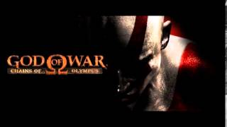 God Of War: Chains Of Olympus Soundtrack - Fall of Helios The Sun God
