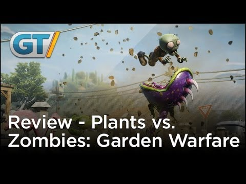 Plants vs. Zombies Garden Warfare Review