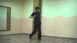 Kicking Form Wing Chun