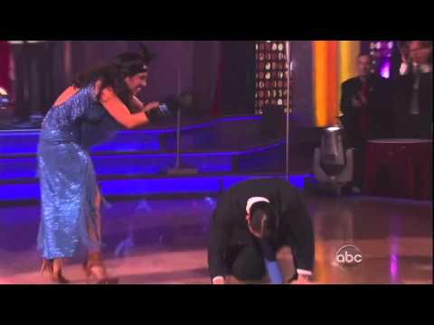 Rob Kardashian and Cheryl Burke's Freestyle (HD)
