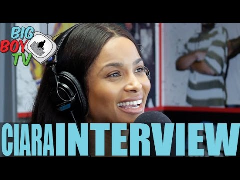 Ciara FULL INTERVIEW | BigBoyTV