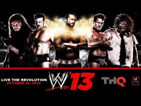 Descargar e Instalar WWE 13 Full Español MEGA PC HD