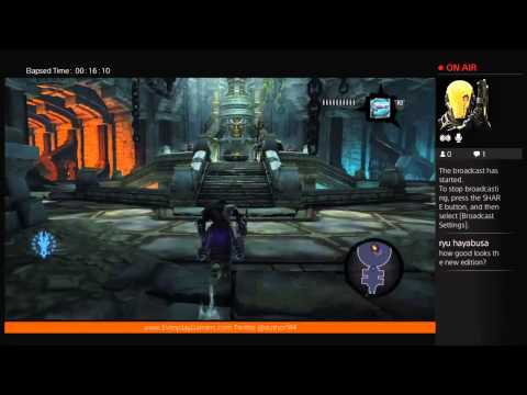 (PS4) Darksiders 2 - Deathinitive Edition - The Shattered Forge Take Two