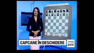 """Editia 108 - Emisiunea de sah """"Strategie in alb si negru"""""""