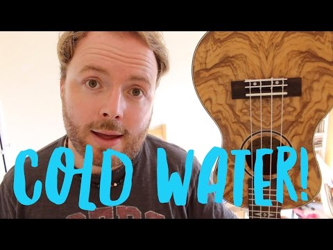 Cold Water - Major Lazer ft. Justin Bieber & MØ (UKULELE TUTORIAL!)