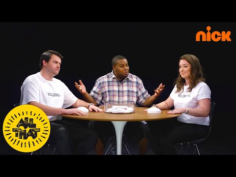 90 Seconds With Kenan Thompson | All That | The Splat