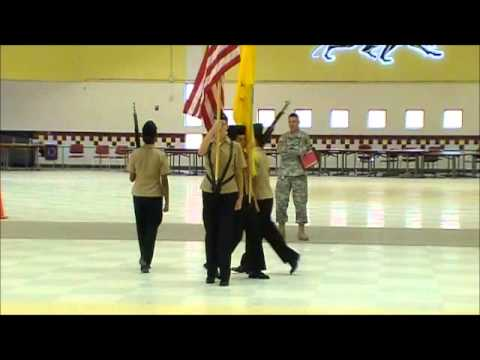 Onate High School NJROTC