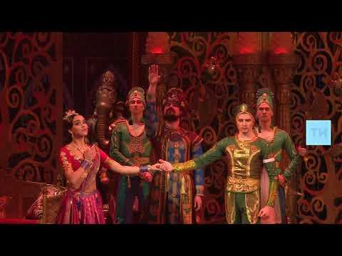 На открытии Нуриевского фестиваля показали историю о несчастной индийской любви