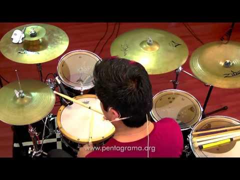 Clases de batería - Cómo tocar triplets (tresillos)
