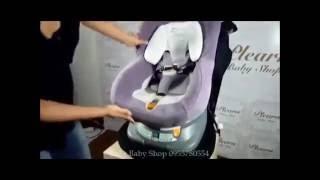 car seat Combi Primturn installation