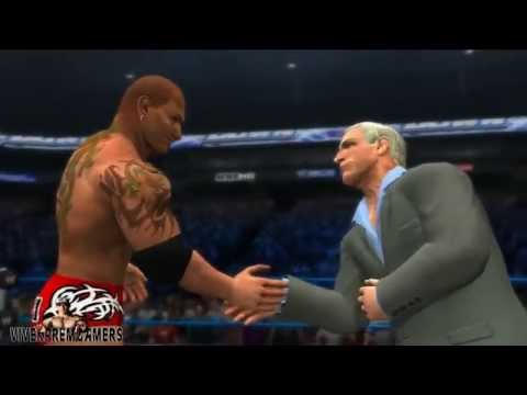 WWE Batista Returns & attacked The shield!! WWE RAW 1/20/14 Full Match