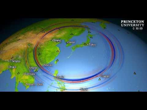 Magnitude 6.2 Quake, KYUSHU, JAPAN