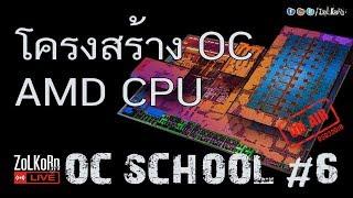 OC School EP#6 - เรียนรู้โครงสร้างการ Overclock ของ AMD CPU