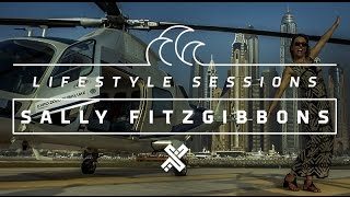 Lifestyle Sessions: Sally Fitzgibbons Visit to Dubai