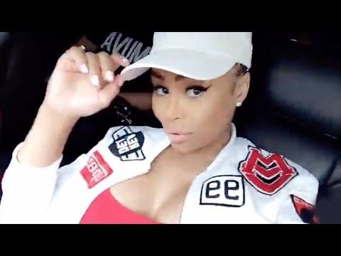 Blac Chyna | Snapchat Videos | June 2016 | ft Amber Rose & Rob Kardashian
