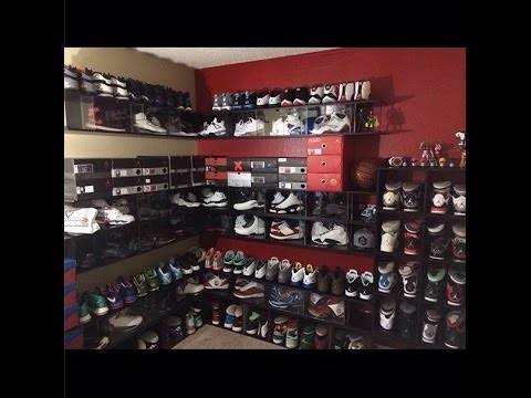 Sneaker Display By Colourwayusa And Room Tour With