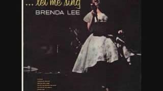 Watch Brenda Lee I Wanna Be Around video