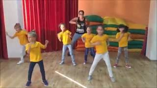 Танцы в Ростове, Best Star Dance - Hip Hop choreo by ZvaRich for Mama Gera Kids