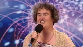 Susan Boyle 39 S First Audition I Dreamed A Dream Britain 39 S Got Talent 2009