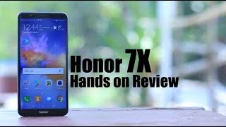 Honor 7X Hands on Review | A True Xiaomi Killer??? 🤬🤬🤬