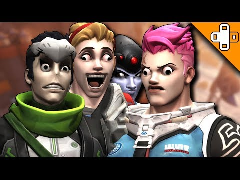 Overwatch Funny & Epic Moments 254 - Highlights Montage