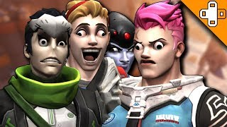 Overwatch Funny & Epic Moments 252 - Highlights Montage