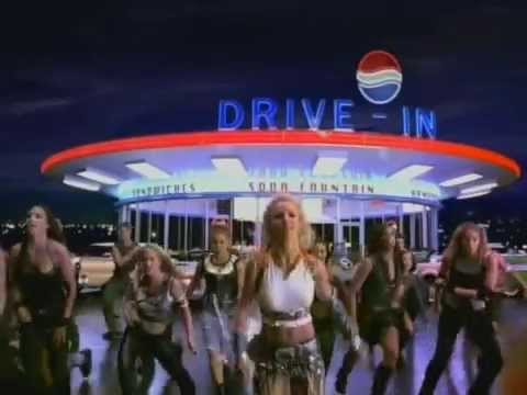 Britney Spears Pepsi Generation Commercial