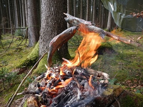 Bushcraft Cooking. Gear and Equipment
