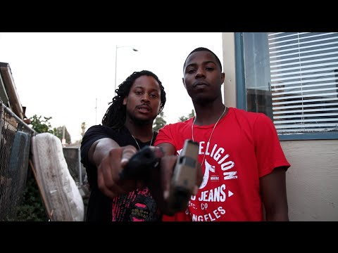 """Philthy Rich Presents (Young JBay) """"Spark Shit"""" Ft Young LR"""