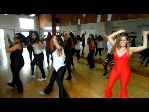 Chile ponte de pie , ecy&cody ; baile entretenido ;Pink...