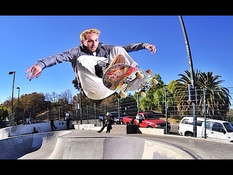 Matty Hunt & Joel - Old Dog, New Tricks Creek Park Montage