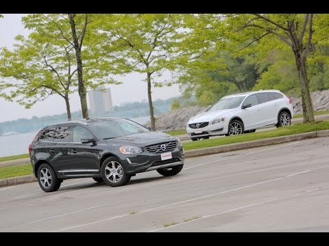 2015 Volvo V60 Cross Country vs. 2015 Volvo XC60 Comparison
