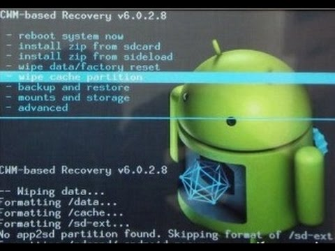 Updated Video To Remove FBI Simploader Kohler Lockout Virus From Android By Using Factory Reset