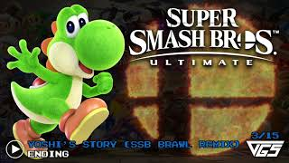 All Yoshi Songs | Super Smash Bros. Ultimate | OST | 15 tracks