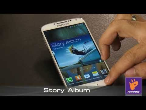 Review Samsung Galaxy S4 โดยเพาเวอร์บาย