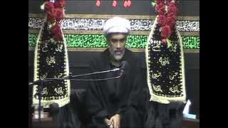 09 Night of 22nd Muharram 1436 by Molana Nadir Sadiqi