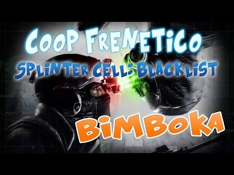 Coop Splinter Cell Blacklist