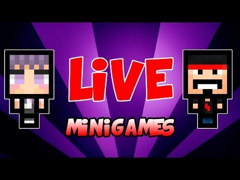 [LIVE] MiniGames ou Pixelmon?! ft. Suu!