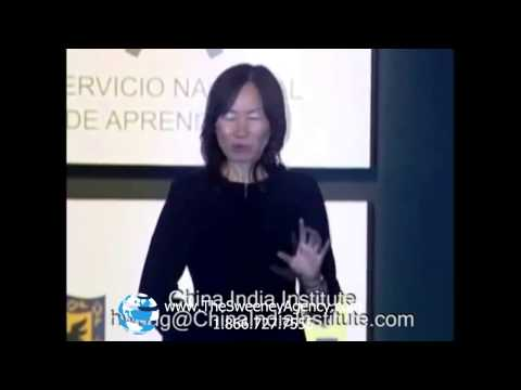 Haiyan Wang - Speaker on China and India in the Global Economy