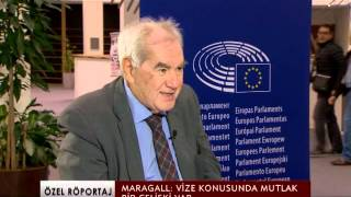 Interview with MEP Ernest Maragall