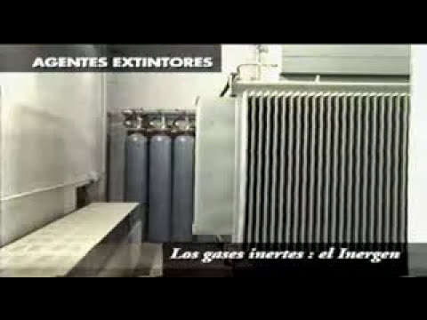 Tipos de fuego y medios de extinción