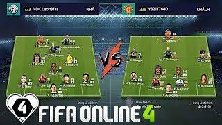 FIFA ONLINE 4 | Trần Đức Lộc Vs NDC Ngọc Linh: 90 PHÚT CĂNG HƠN DÂY ĐÀN | SGFC CUP #1 Vòng 1/32