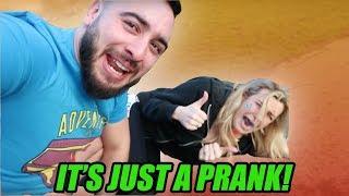 Every Boyfriend vs Girlfriend Prank Video Ever