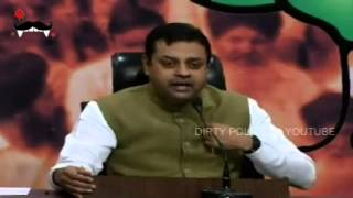 Sambit Patra Attacks Sonia, Manmohan & Chidambaram, Showed no mercy! 19th April (Part 2)