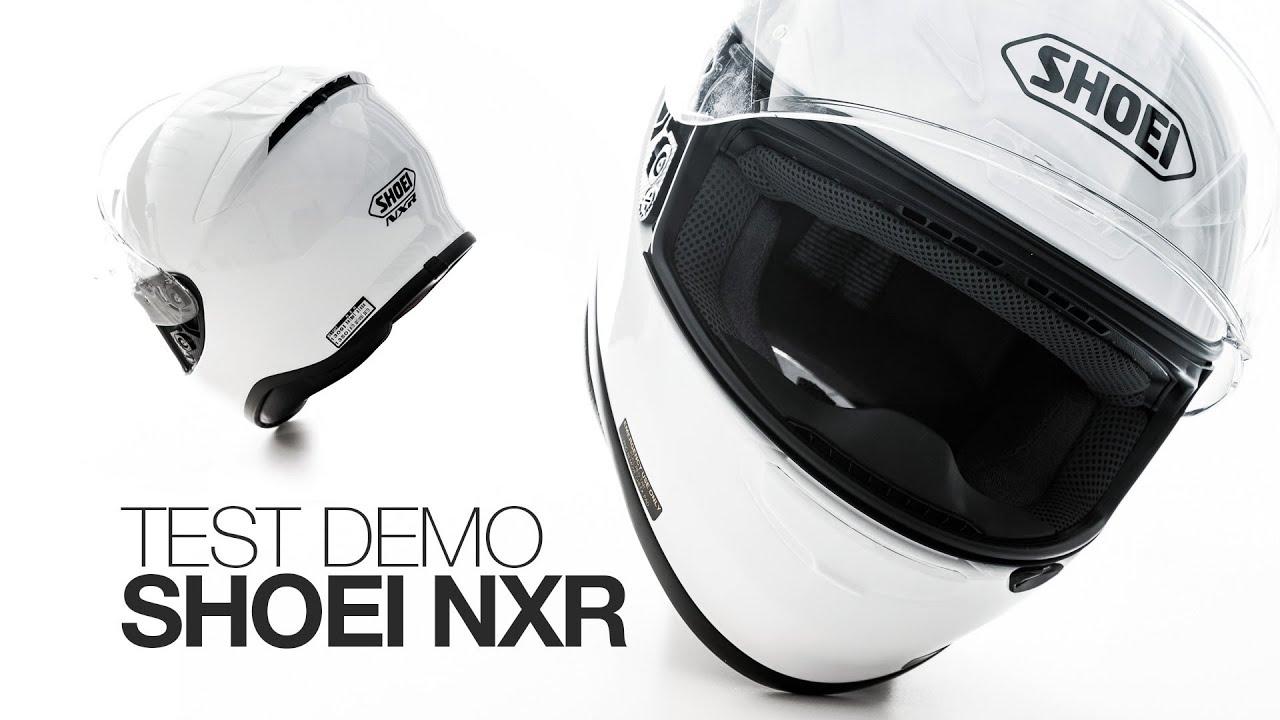 shoei nxr le must de l 39 int gral sport moto youtube. Black Bedroom Furniture Sets. Home Design Ideas