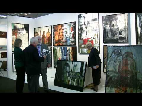 Seaside Gallery at New York Art Expo 2010 HD